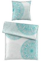 BETTWÄSCHE Satin Türkis 135/200 cm - Türkis, Design, Textil (135/200cm) - Esposa