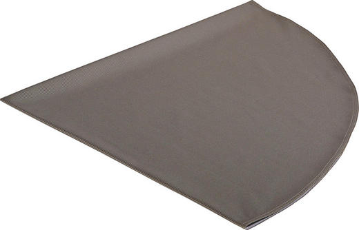 TISCHDECKE Textil Graphitfarben 170 cm - Graphitfarben, Basics, Textil (170cm)