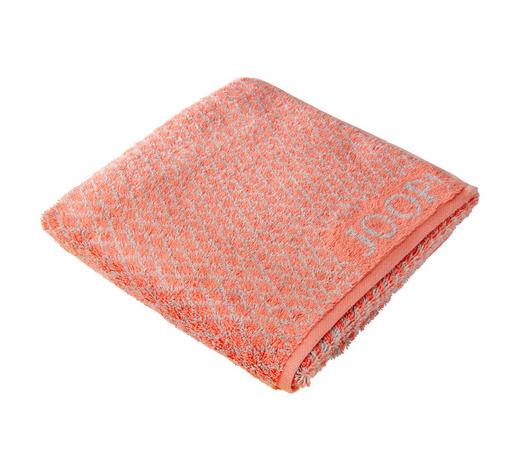 HANDTUCH 50/100 cm  - Koralle, Design, Textil (50/100cm) - Joop!
