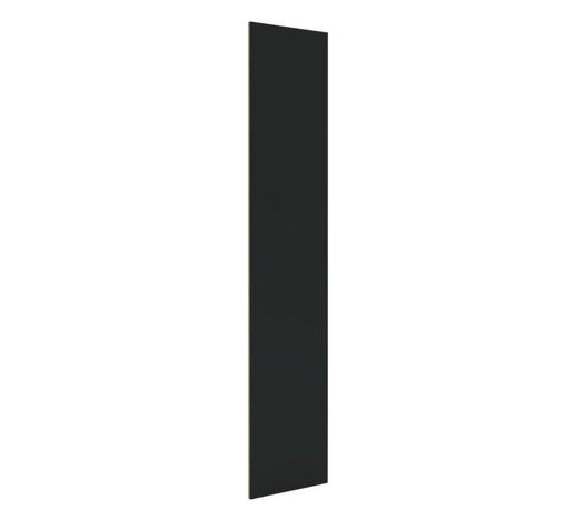 TÜR - Anthrazit, MODERN, Holzwerkstoff (45,4/202,6/1,8cm) - Hom`in
