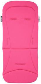 VLOŽKA DO KOČÁRKU - růžová, Basics, textilie (78/34/2cm) - My Baby Lou