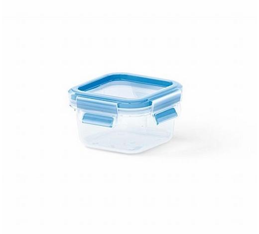FRISCHHALTEDOSE 0,25 L - Blau/Transparent, Basics, Kunststoff - Emsa