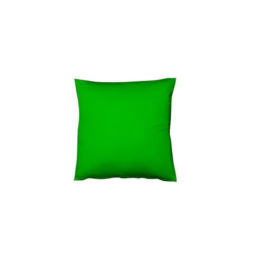 KISSENHÜLLE Grün 40/40 cm - Grün, Basics, Textil (40/40cm) - FLEURESSE