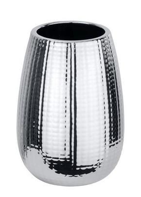 TANDBORSTMUGG - kromfärg, Basics, keramik (8,3/11,6cm)
