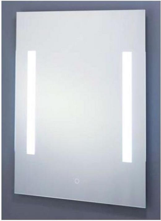 WANDSPIEGEL - Design, Glas (90/70/3cm)