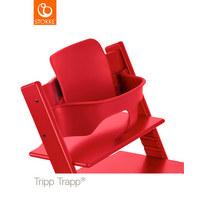 HOCHSTUHLBÜGEL Tripp Trapp - Rot, LIFESTYLE, Kunststoff (43/19/22cm) - Stokke