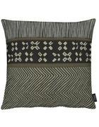 KISSENHÜLLE Braun, Multicolor, Beige, Greige  - Greige/Beige, LIFESTYLE, Textil (49/49cm) - Ambiente