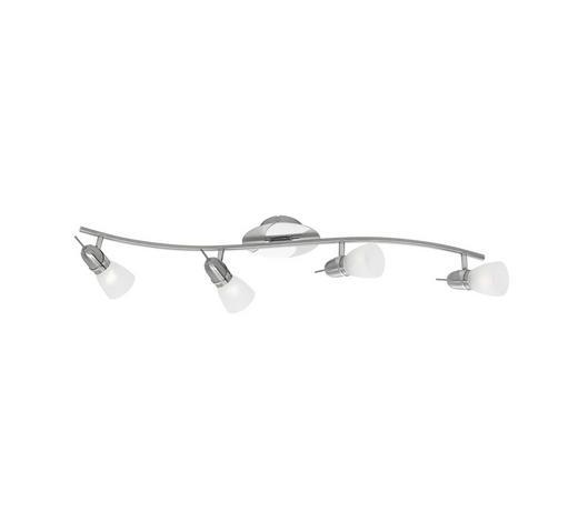STRAHLER - Nickelfarben, KONVENTIONELL, Glas/Metall (98cm) - Boxxx