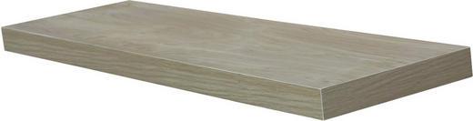 WANDBOARD Sonoma Eiche - Sonoma Eiche, Design (80/3,8/23,5cm) - Carryhome