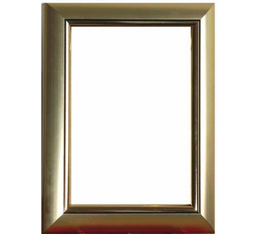 BILDERRAHMEN in Goldfarben - Goldfarben, Basics, Glas/Kunststoff (45/35/2cm)