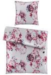 BETTWÄSCHE Satin Rosa 135/200 cm  - Rosa, Trend, Textil (135/200cm) - Ambiente