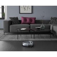 STAUBSAUGERROBOTER RX7-1-TM - Silberfarben/Grau, MODERN, Kunststoff - AEG
