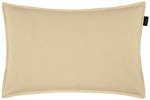 KISSENHÜLLE - Creme, Basics, Textil (40/60/cm) - Novel
