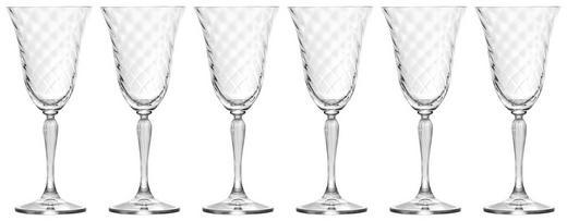 ROTWEINGLAS-Set 6-teilig - Klar, Trend, Glas (0,28cm) - Leonardo