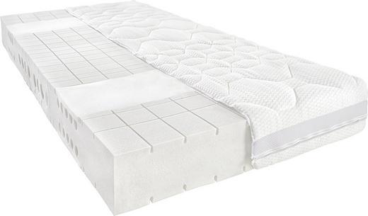 KALTSCHAUMMATRATZE - Weiß, Basics, Textil (90/200cm) - Novel
