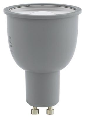 LED - silver, Basics, metall (4,6cm)