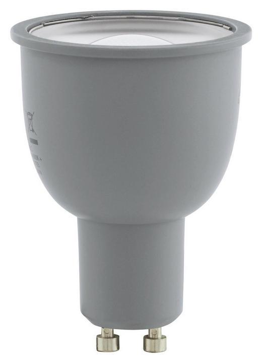 LED-LEUCHTMITTEL  GU10 5 W - Silberfarben, Metall (4,6cm)