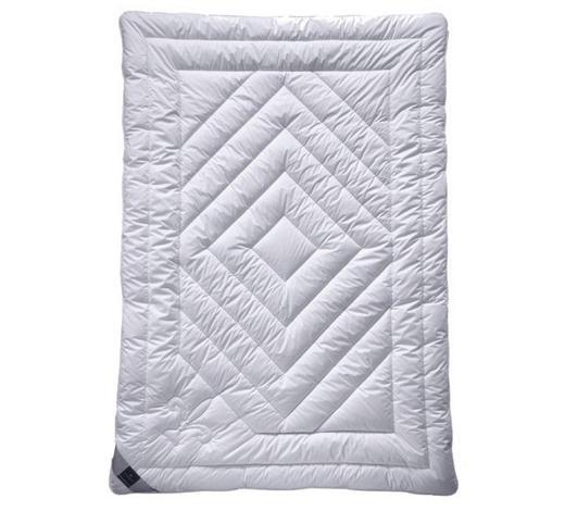 GANZJAHRESDECKE 135/200 cm  - Natur, Textil (135/200cm) - Billerbeck