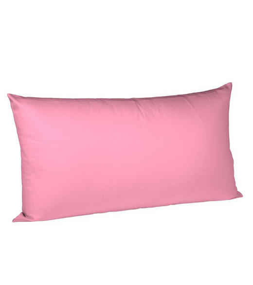 KISSENHÜLLE Rosa 40/80 cm - Rosa, Basics, Textil (40/80cm) - FLEURESSE