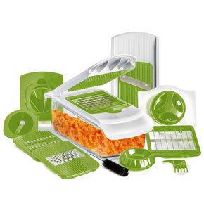 SKÄRMASKIN - vit/grön, Basics, metall/plast - Homeware Profession.