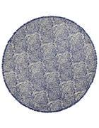 TEPPICH   Blau   - Blau, Trend, Naturmaterialien (120cm)