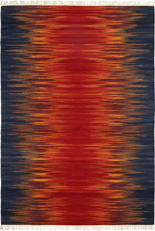 ORIENTTEPPICH 160/230 cm - Rot/Orange, LIFESTYLE, Textil (160/230cm) - Esposa