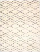 WEBTEPPICH  65/130 cm  Creme, Grau   - Creme/Grau, Design, Textil (65/130cm) - Novel