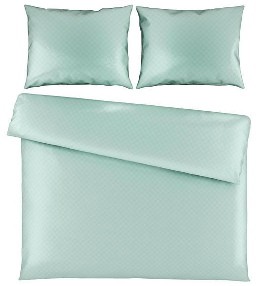BETTWÄSCHE 200/200/ cm - Mintgrün, Basics, Textil (200/200/cm) - Ambiente