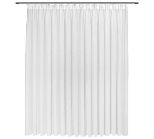FERTIGSTORE 145 x 300  transparent  300/145 cm   - Weiß, KONVENTIONELL, Textil (300/145cm) - Esposa