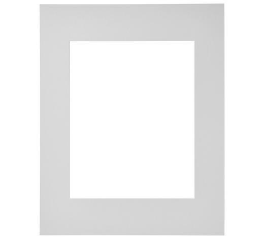 PASSEPARTOUT  Grau  - Grau, Basics, Papier (40/50cm) - Nielsen