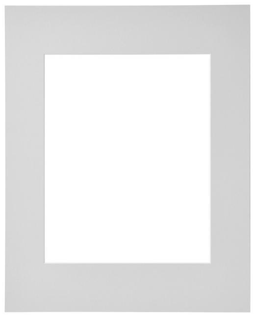 PASSEPARTOUT  Grau - Grau, Papier (40/50cm)