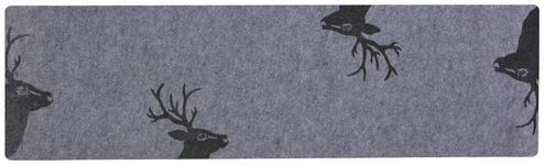 TISCHLÄUFER 40/140 cm   - Grau, LIFESTYLE, Textil (40/140cm) - Landscape