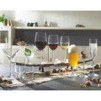 WEIßWEINGLAS - Klar, KONVENTIONELL, Glas (8.5/22/8.5cm) - Leonardo