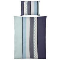 BETTWÄSCHE 140/200 cm - Blau/Anthrazit, Design, Textil/Weitere Naturmaterialien (140/200cm) - Joop!