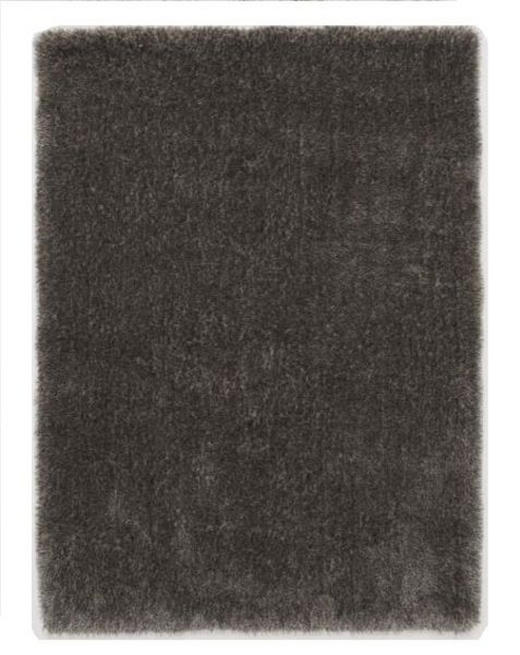 HOCHFLORTEPPICH  130/190 cm  Grau - Grau, Textil (130/190cm) - Novel