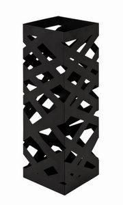 STALAK ZA KIŠOBRANE - Crna, Dizajnerski, Metal (16/48/16cm)