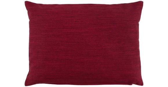 Zierkissen Carmina ca. 50/70cm - Bordeaux, Trend, Textil (50/70cm) - James Wood