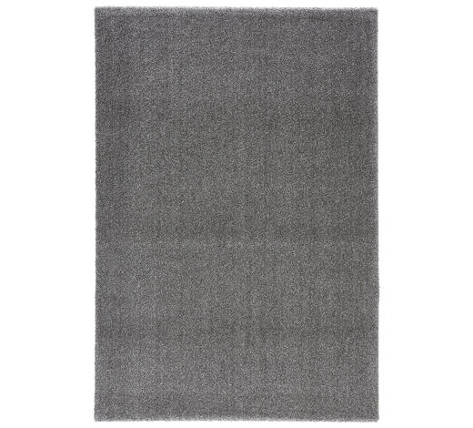 WEBTEPPICH  140/200 cm  Grau - Grau, Basics, Kunststoff/Textil (140/200cm) - Novel