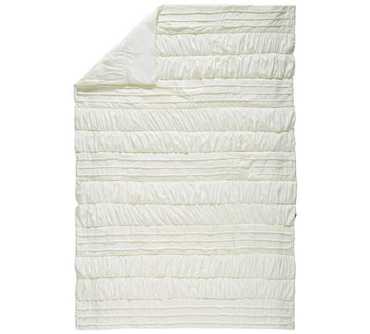 TAGESDECKE - Weiß, KONVENTIONELL, Textil (170/260cm) - Novel