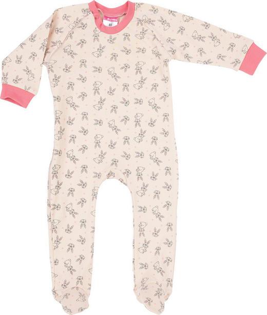 SCHLAFANZUG - Rosa, Basics, Textil (68) - My Baby Lou