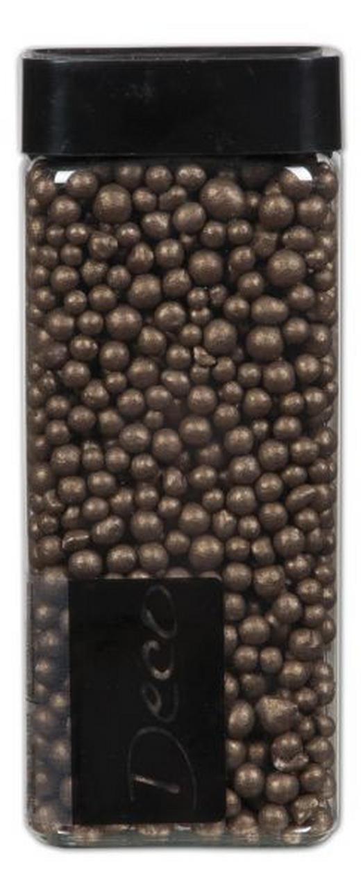 STRÖDEKORATION - mörkbrun, Basics, plast (0.55l) - AMBIA HOME