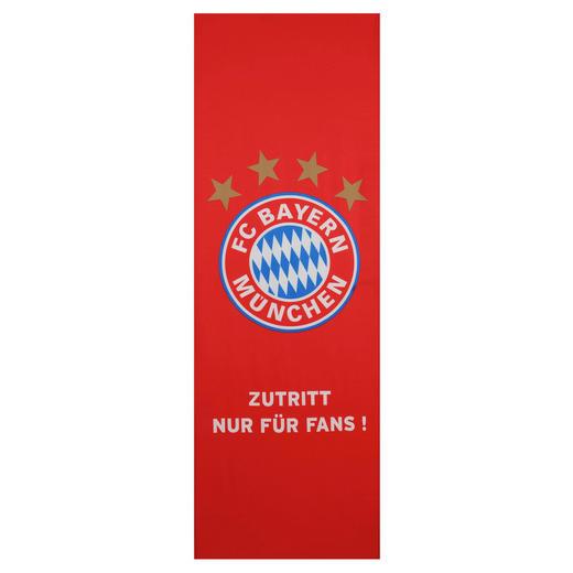 DEKOHÄNGER Rot 70/200 cm - Rot, Basics, Textil (70/200cm) - FC Bayern München