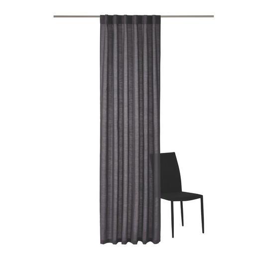 FERTIGVORHANG  blickdicht   135/245 cm - Grau, Basics, Textil (135/245cm) - Ambiente