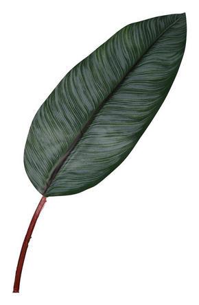 DEKORATIONSKVIST - grön, Klassisk, textil/plast (41/14/83cm)