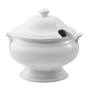 TERRIN - vit, Basics, keramik (15,15/14,5/12,5cm) - Novel