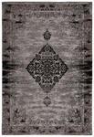 FLACHWEBETEPPICH  160/230 cm  Dunkelgrau - Dunkelgrau, Basics, Kunststoff/Textil (160/230cm) - Novel