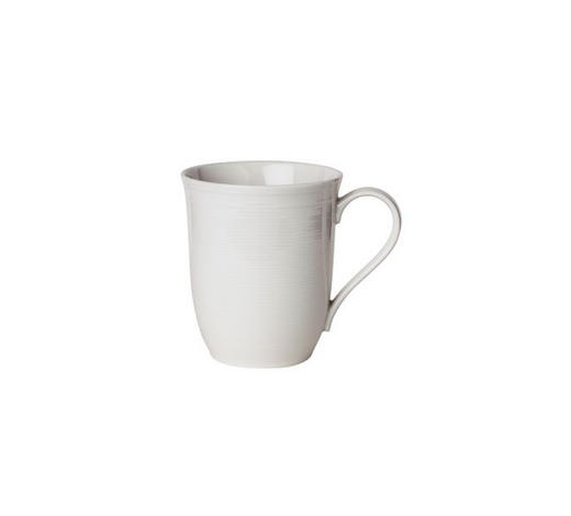 ŠÁLEK JUMBO, porcelán - bílá, Design, keramika (9,96/10,35cm) - Novel