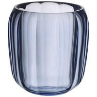 WINDLICHT   Blau, Design, Glas (15,5/14cm)   Villeroy