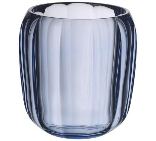WINDLICHT - Blau, Design, Glas (15,5/14cm) - Villeroy & Boch