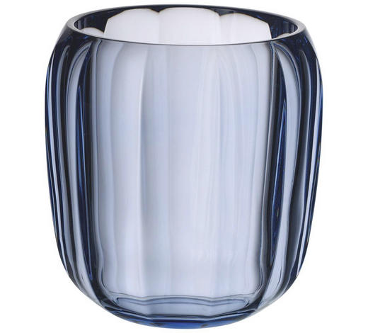 WINDLICHT  - Blau, Glas (15,5/14cm) - Villeroy & Boch